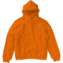 Textiel Dames Sweaters / Sweatshirts Sg Hooded Oranje