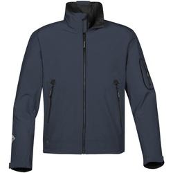 Textiel Heren Wind jackets Stormtech Softshell Marine / Zwart