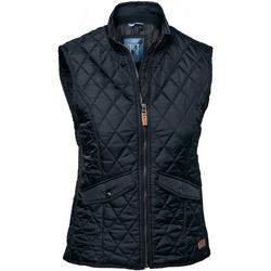 Textiel Dames Vesten / Cardigans Nimbus Camden Middernacht blauw