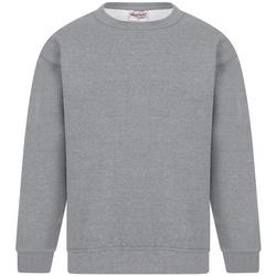 Textiel Heren Sweaters / Sweatshirts Absolute Apparel Sterling Sportgrijs