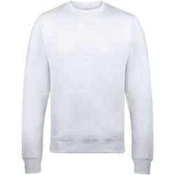 Textiel Heren Sweaters / Sweatshirts Awdis JH030 Kunstmatig wit