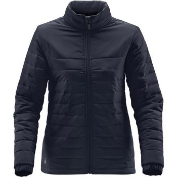Textiel Dames Dons gevoerde jassen Stormtech Nautilus Marineblauw