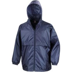 Textiel Heren Windjacken Result R205X Marineblauw