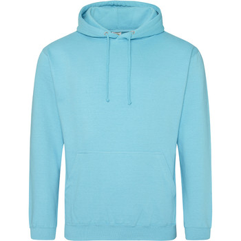 Textiel Sweaters / Sweatshirts Awdis College Turquoise Surf