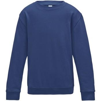 Textiel Kinderen Sweaters / Sweatshirts Awdis JH30J Koningsblauw