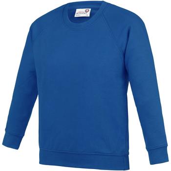 Textiel Kinderen Sweaters / Sweatshirts Awdis Academy Koningsblauw