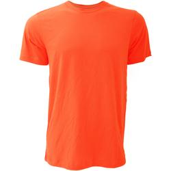 Textiel Heren T-shirts korte mouwen Bella + Canvas Jersey Koraal