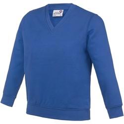 Textiel Kinderen Sweaters / Sweatshirts Awdis Just Cool Koningsblauw