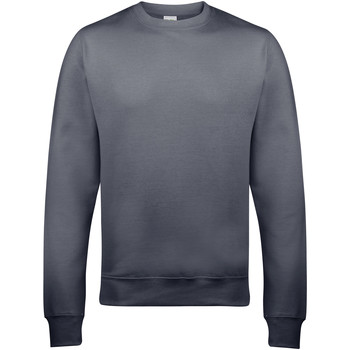 Textiel Heren Sweaters / Sweatshirts Awdis JH030 Staalgrijs