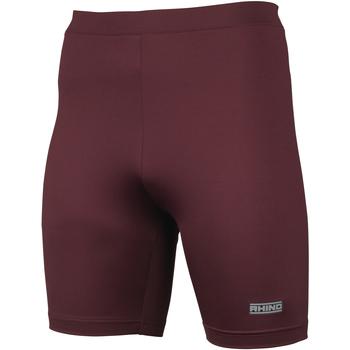 Textiel Heren Korte broeken / Bermuda's Rhino RH010 Marron