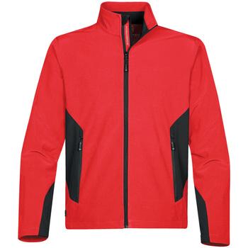 Textiel Heren Trainings jassen Stormtech Softshell Echt rood/ zwart