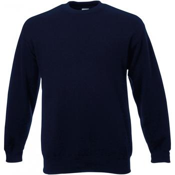 Textiel Heren Sweaters / Sweatshirts Universal Textiles Jersey Middernacht blauw