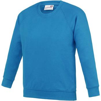 Textiel Kinderen Sweaters / Sweatshirts Awdis Academy Saffierblauw