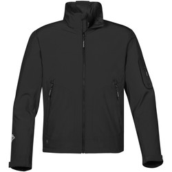 Textiel Heren Wind jackets Stormtech Softshell Zwart
