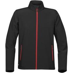 Textiel Heren Wind jackets Stormtech KSB-1 Zwart/Rood