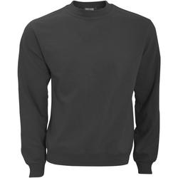 Textiel Heren Sweaters / Sweatshirts B And C WUI20 Antraciet