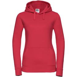 Textiel Dames Sweaters / Sweatshirts Russell Premium Klassiek rood