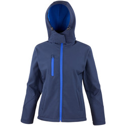 Textiel Dames Wind jackets Result R230F Marine / Loyaal