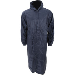 Textiel Heren Windjacken Universal Textiles Hooded Marine
