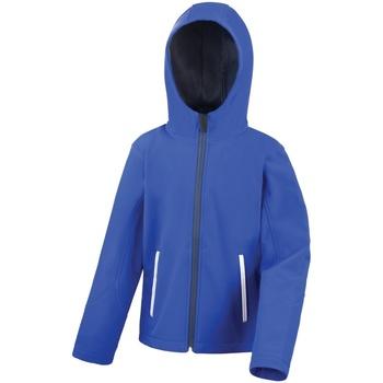 Textiel Kinderen Wind jackets Result Core Royal/Navy