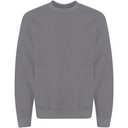 Textiel Sweaters / Sweatshirts Gildan 18000 Grafiet Heide