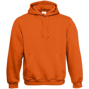 Textiel Heren Sweaters / Sweatshirts B And C Hooded Urban Oranje