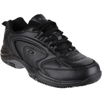 Schoenen Heren Lage sneakers Hi-Tec Lace Up Zwart