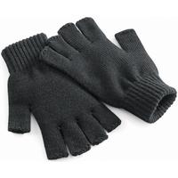 Accessoires Handschoenen Beechfield B491 Houdskool