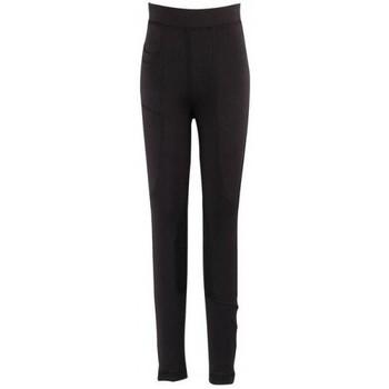 Textiel Dames Leggings Dublin  Zwart
