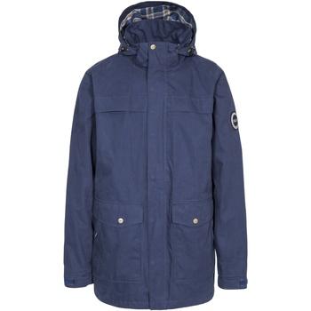 Textiel Heren Parka jassen Trespass Rowland Navy