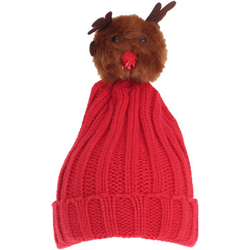 Accessoires Dames Muts Foxbury Knitted Rood