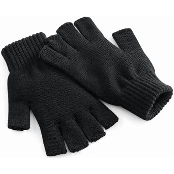 Accessoires Handschoenen Beechfield B491 Zwart