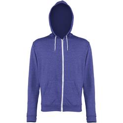 Textiel Heren Sweaters / Sweatshirts Awdis Hooded Koninklijke Heide