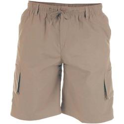 Textiel Heren Korte broeken / Bermuda's Duke Cargo Zand