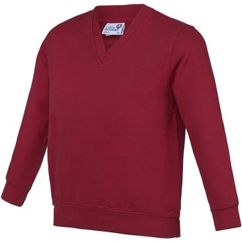 Textiel Kinderen Sweaters / Sweatshirts Awdis Just Cool Claret