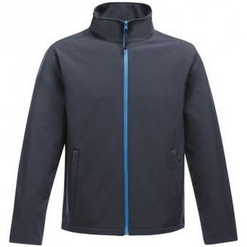 Textiel Heren Wind jackets Regatta RG627 Marine / Frans Blauw