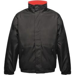 Textiel Heren Wind jackets Regatta TRW297 Zwart/Rood