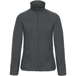 Textiel Dames Fleece B And C FWI51 Donkergrijs