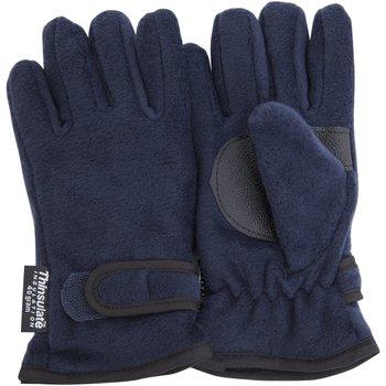 Accessoires Kinderen Handschoenen Floso  Marine