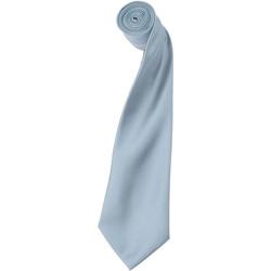 Textiel Heren Krawatte und Accessoires Premier Satin Lichtblauw