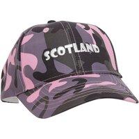 Accessoires Dames Pet Scotland Baseball Roze Camouflage