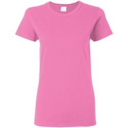 Textiel Dames T-shirts korte mouwen Gildan Missy Fit Azalea