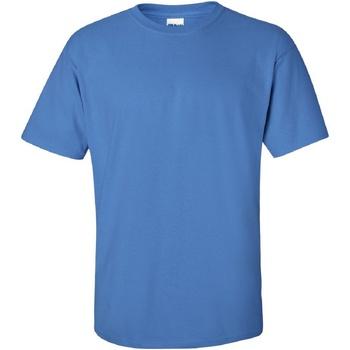 Textiel Heren T-shirts korte mouwen Gildan Ultra Iris