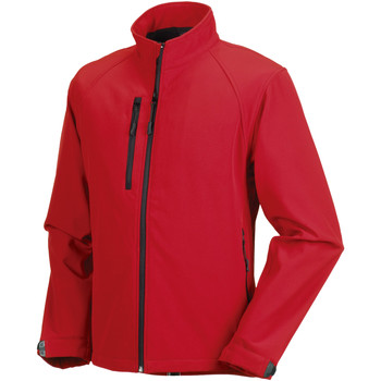 Textiel Heren Jacks / Blazers Russell Softshell Klassiek rood