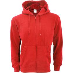 Textiel Heren Sweaters / Sweatshirts Sg Hooded Rood