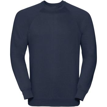 Textiel Sweaters / Sweatshirts Russell Classics Franse marine