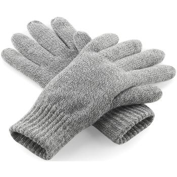Accessoires Handschoenen Beechfield B495 Heide Grijs
