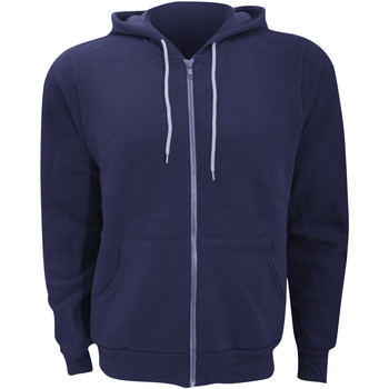 Textiel Heren Sweaters / Sweatshirts Bella + Canvas CA3739 Marineblauw