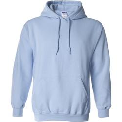 Textiel Sweaters / Sweatshirts Gildan Hooded Lichtblauw