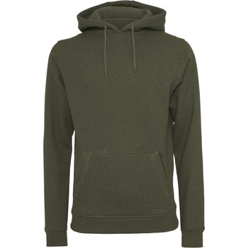 Textiel Heren Sweaters / Sweatshirts Build Your Brand Pullover Olijf